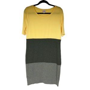 NWOT Color Block Julia Dress